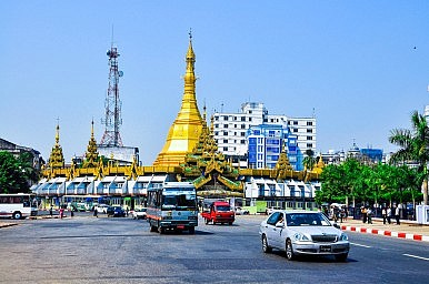 Myanmar: Revival of the Lost Kingdom