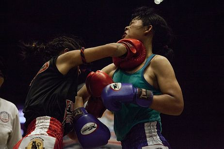 Cambodia's Boxing Girls