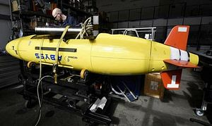 China Tests New Unmanned Mini Sub