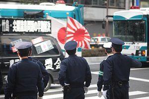 NHK Ignores Tokyo Self-Immolation