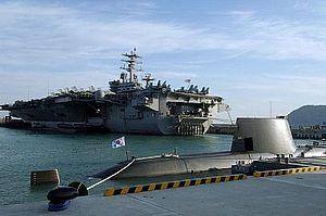 South Korea Reveals New Attack Submarine
