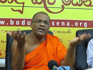 The Rise of Buddhist Nationalism in Sri Lanka