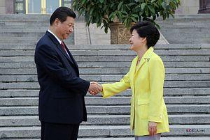 China, South Korea Establish Military Hotline