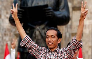Indonesia Polls: Early Count Suggests Widodo Wins