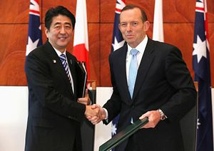 Australia and Japan's 'Special Relationship'