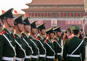 Where Would Beijing Use External Distractions?