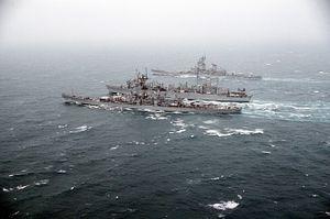 US Surrenders Naval Logistics Supremacy