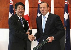 Australia, Japan and Asia's New 'Cold War'