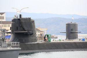 Submarine Modernization in East Asia