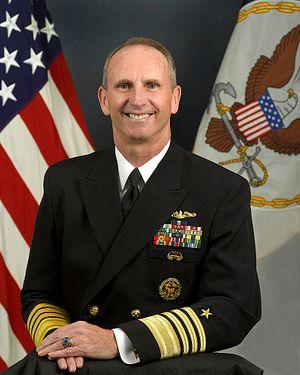 US Navy Chief Visits China