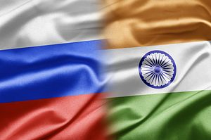 India and Russia Reinforce Ties