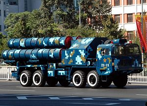 China Conducted Anti-Satellite Missile Test
