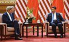 U.S.-China Talks Tread Water