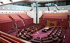 Australian Senate Sets Back Abbott's Policy Agenda