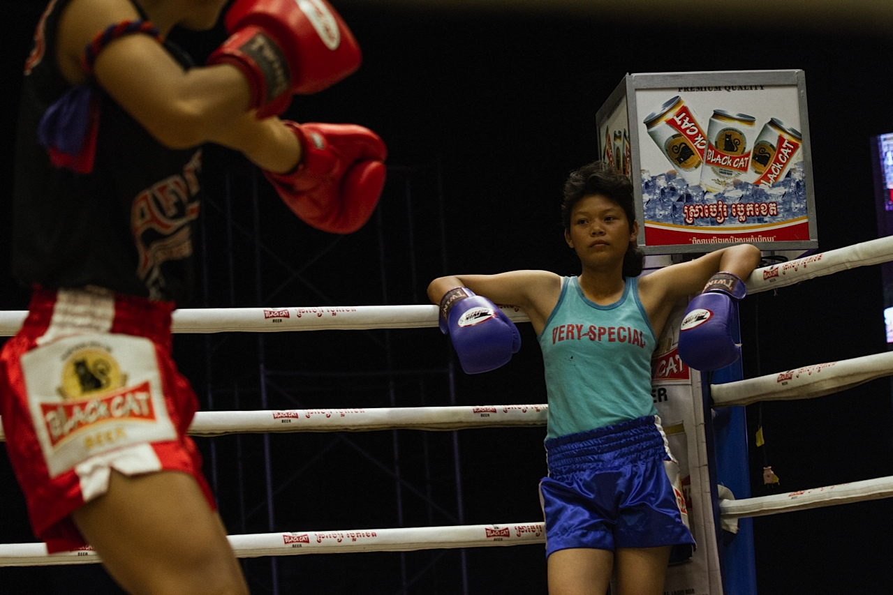 Cambodia S Boxing Girls The Diplomat