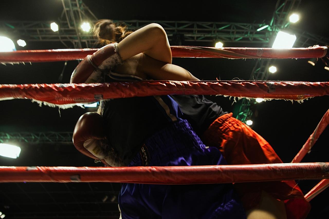 Cambodia's Boxing Girls