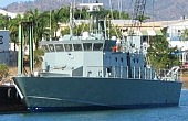 Australia Launches New Pacific Patrol Boat Program