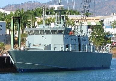 Australia Launches New Pacific Patrol Boat Program