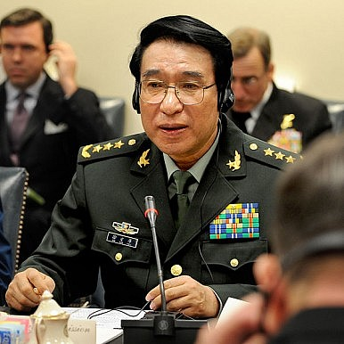 China: Former PLA General Confesses to Taking 'Extremely Large' Bribes