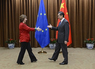 EU in Asia: Between a Pivot and a Look East