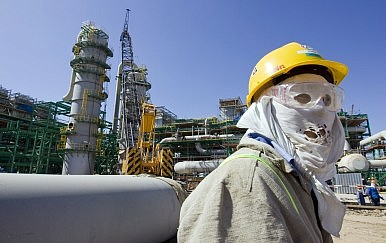Central Asia's Energy Rush