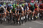First Chinese Rider to Compete in Tour de France