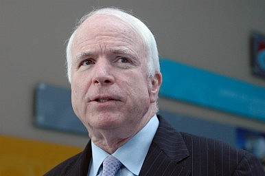 US Senator John McCain Visits India