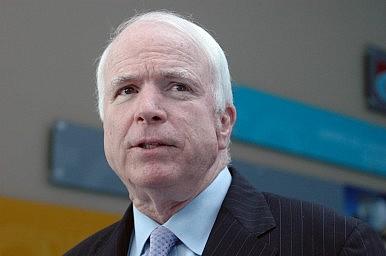 US Senator John McCain Visits India