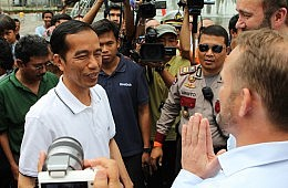 Narrowing Polls Show Indonesia's Limited Options