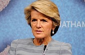 Julie Bishop's Forward-Looking Trip to Myanmar
