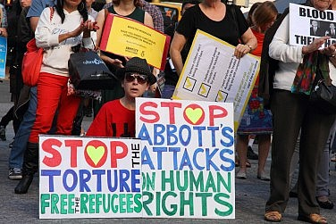 UN Slams Australia on Asylum Seekers