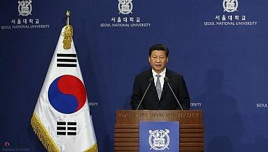 China's Charm Offensive Toward South Korea