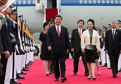 Is a China-South Korea Alliance Possible?