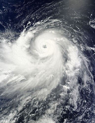 Typhoon Neoguri Threatens Western Japan's Already Weak Grid