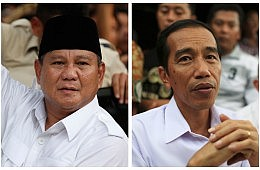 Indonesia's Presidential Election 2014
