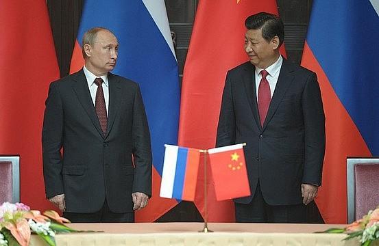 The Geopolitics of Sino-Russian Rapprochement