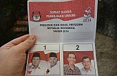 Disputed Indonesian Election a Possible Disaster
