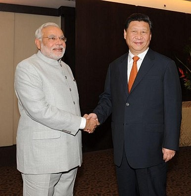 First Xi-Modi Meeting Sets Tone for China-India Relations