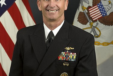 US Navy Chief Visits China
