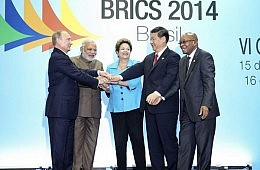 BRICS Announce New Development Bank
