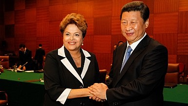 China and Brazil Seek to Boost Ties