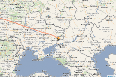 Malaysian Airlines Flight MH17 Shot Down Over Donetsk, Ukraine