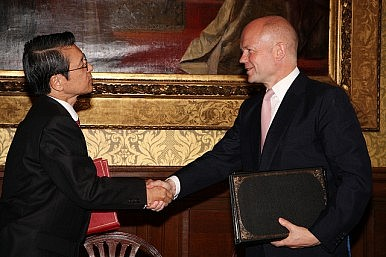 Japan, UK to Jointly Develop Missile Technology