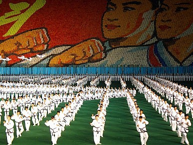 How North Korea Selects its Cheering Squad