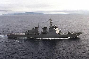 Japan's Building 2 Aegis Destroyers