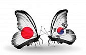 Possible Thaw in Chilly South Korean-Japanese Relations
