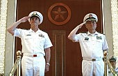 China's Military Diplomacy Heats Up