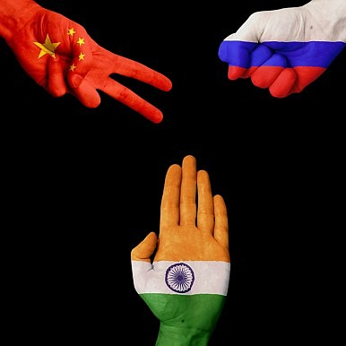 Can Russia Bring China and India Together?