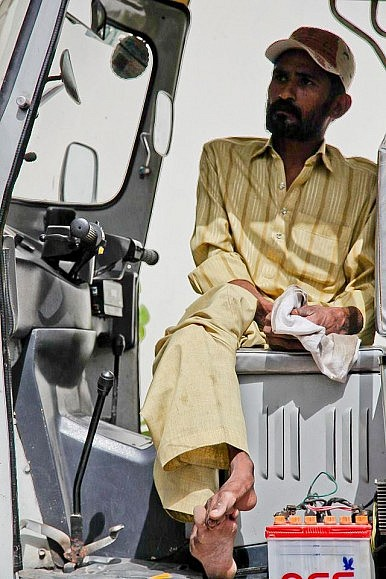 The Rickshaw Project: Empowering Disabled Pakistanis