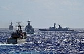 China Holds Annual Military Drills in East, South China Seas